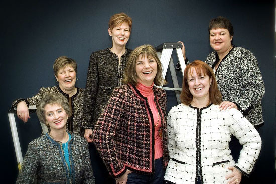 Couture Jackets Made in Jane's couture sewing classes