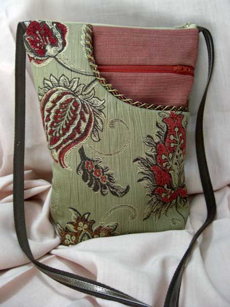 Jane's 4 pocket purse