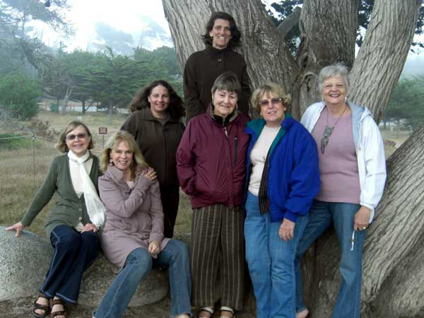 Sewing retreat in California